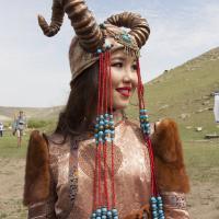 Красавицы Ёрдынских игр 2019